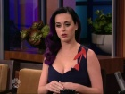 Katy Perry Tonight Show With Jay Leno Appearance In Los Angeles