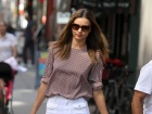 Miranda Kerr Out And About Candids In New York City