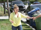 Hilary Duff Out And About Candids In Los Angeles