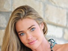 Denise Richards Michael Simon Bikini Shoot In Encino