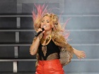 Demi Lovato Performance Candids In Toronto