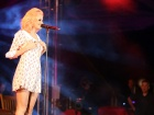 Pixie Lott Performance Candids At The Peace One Day Concert In Northern Ireland