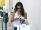 Rachel Bilson Out And About Candids In Hollywood