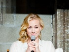 Yvonne Strahovski2 Comic Con Appearance In San Diego