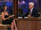 Olivia Munn Tonight Show With Jay Leno Appearance In Los Angeles