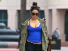 Vanessa Hudgens Out And About Candids In Los Angeles