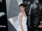 Anne Hathaway The Dark Knight Rises Premiere In New York