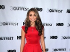 Sarah Hyland Struck By Lightning Premiere In Hollywood