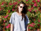 Kristen Stewart Out And About Golf Candids In Malibu