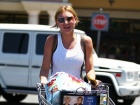 Alyson Michalka Out And About Shopping Candids In Calabasas