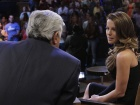 Kate Beckinsale The Tonight Show With Jay Leno Appearance In Los Angeles