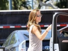 Minka Kelly Out And About Candids In Beverly Hills
