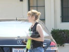 Emma Roberts Out And About Candids In Hollywood