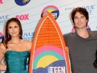Nina Dobrev At Teen Choice Awards