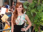 Bella Thorne The Odd Life Of Timothy Green Hollywood Premiere In Los Angeles