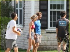 Taylor Swift Bikini And Volleyball In Cape Cod
