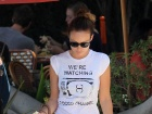 Olivia Wilde Out And About Candids In Los Feliz