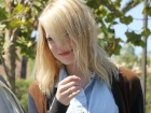 Emma Stone Out And About Candids In Malibu