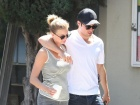 Emily VanCamp Out And About Candids In Los Angeles