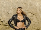 Ciara Bikini Beach Video Shoot In Malibu