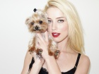 Amber Heard Terry Richardson Photo Shoot
