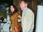 Salma Hayek Out And About Candids In New York