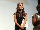 Natalie Portman Nevada For Obama Event In Nevada