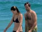Olivia Wilde Beach Candids In Wilmington