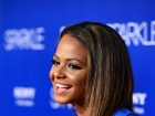 Christina Millian Sparkle Hollywood Premiere In Los Angeles