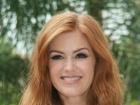 Isla Fisher Bachelorette Press Conference Portraits In Beverly Hills
