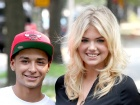 Kate Upton Community Clean Up Event In Brooklyn