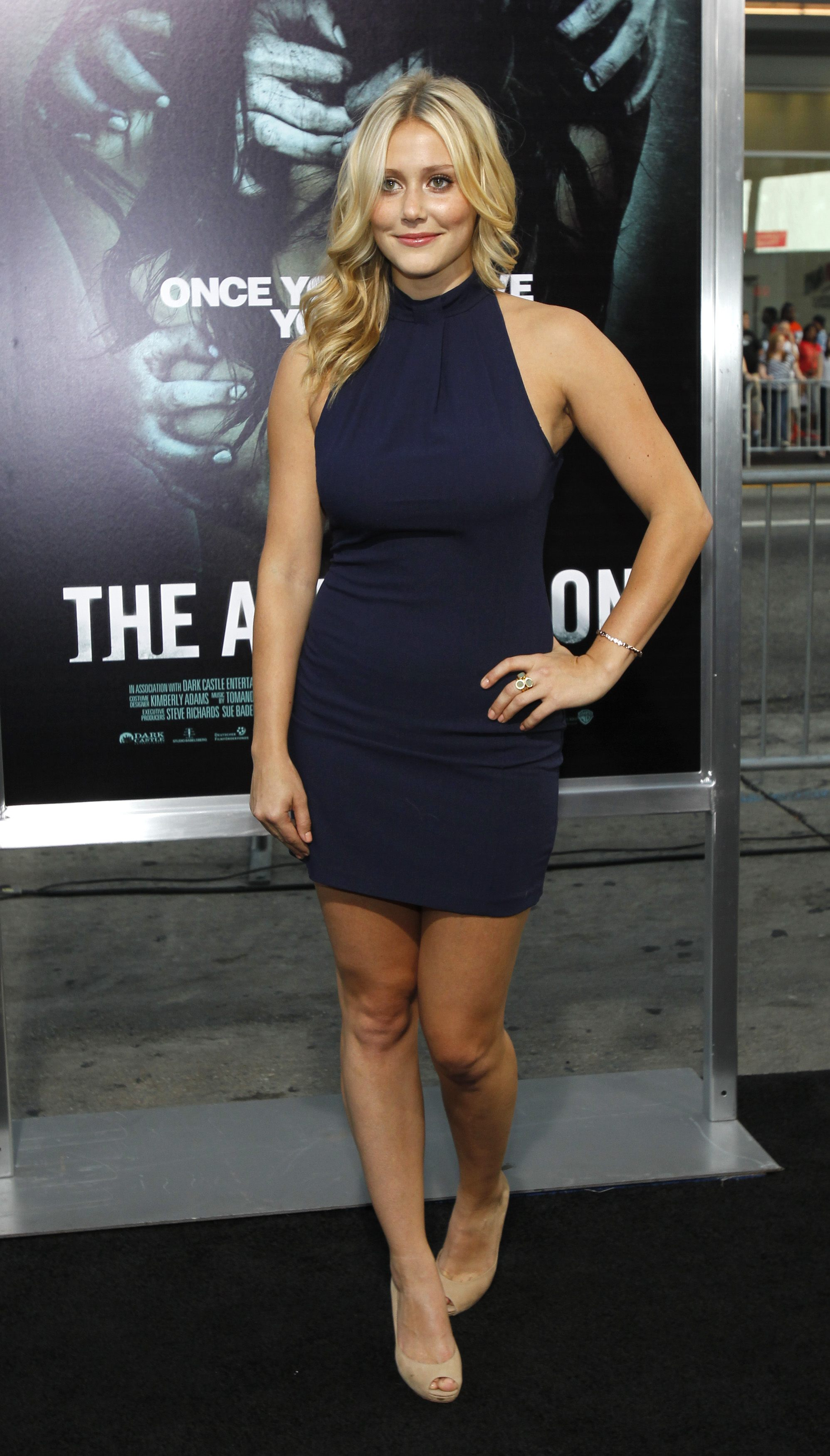 Julianna Guill - The Apparition Hollyywood premiere