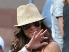 Eva Longoria US Open In Flushing Meadows