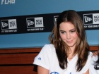 McKayla Maroney LA Dodgers Baseball Game In Los Angeles