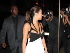 Kim Kardashian DuJour Magazine Launch Party In New York