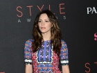 Katharine McPhee 9th Annual Style Awards In New York