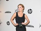 Carrie Keagan Project Runway Season 10 Wrap Party In New York