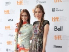 Lily Collins Writers Premiere At The Toronto Film Festival
