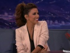 Eva Longoria Conan Appearance In Los Angeles