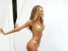 Candice Swanepoel Bikini Photo Shoot Set Candids In Miami