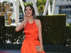 Victoria Justice Creative Arts Emmy Awards In Los Angeles