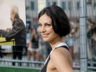 Morena Baccarin Trouble With The Curve Hollywood Premiere In Los Angeles