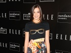 Hailee Steinfeld ELLE And Sundance Channel All On The Line With Joe Zee Celebration In Hollywood