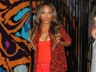 Christina Milian Just Dance 4 Video Game Launch In Hollywood
