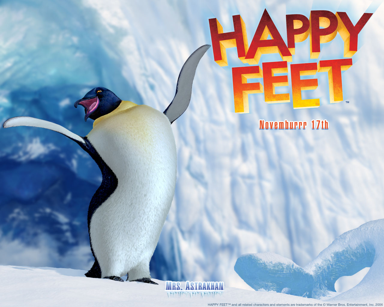 happy feet 009 | free desktop wallpapers for widescreen, hd and mobile