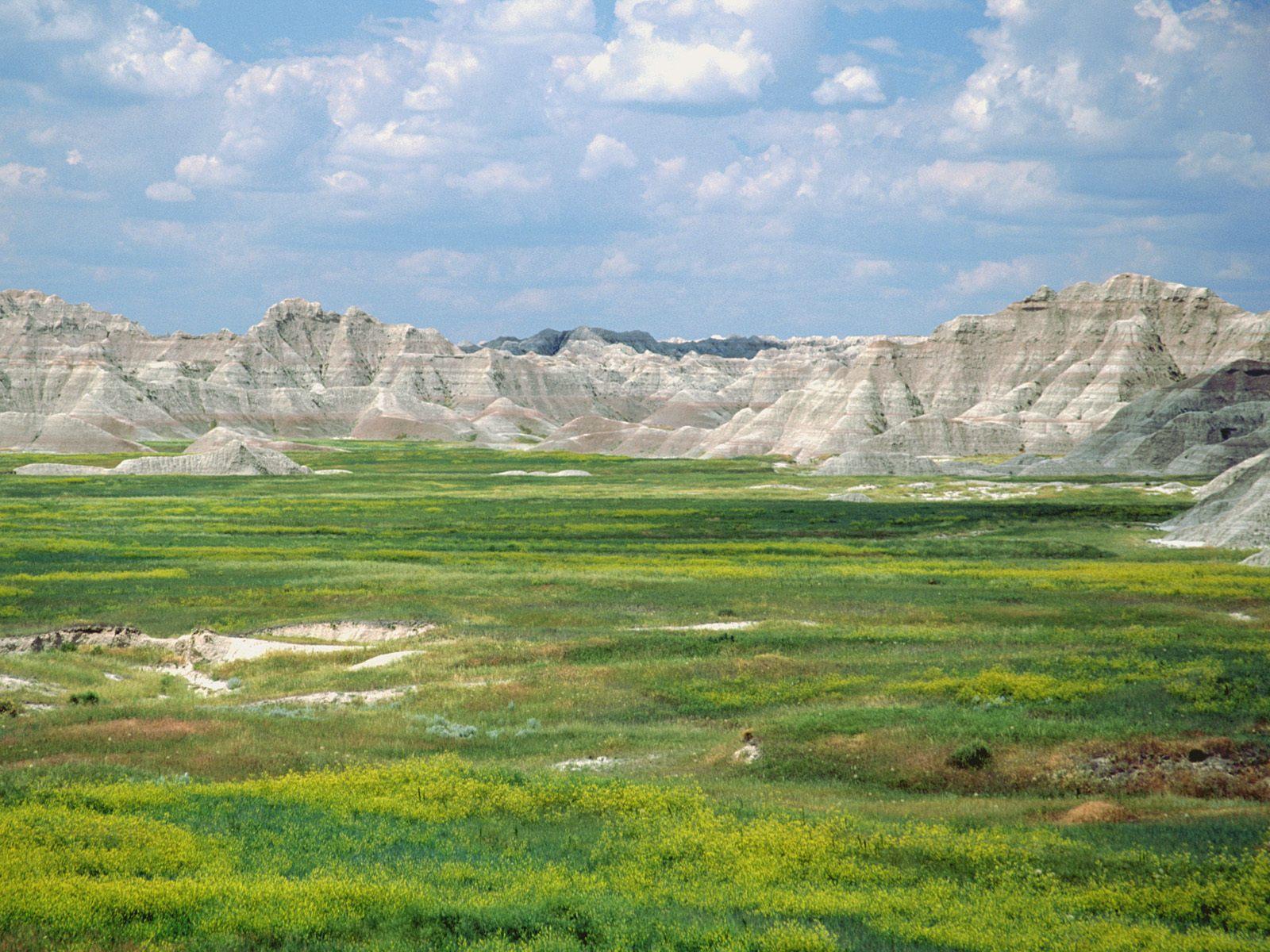 Badlands National Park South Dakota 1600x1200