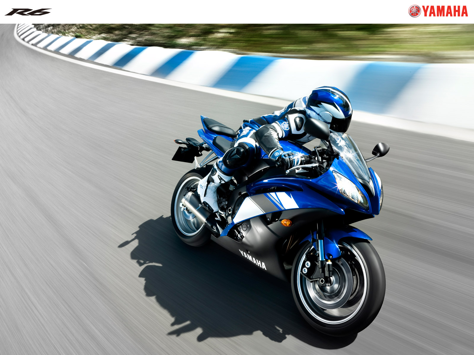 Motor Yamaha YZF R6 | Free Desktop Wallpapers For Widescreen, HD And Mobile