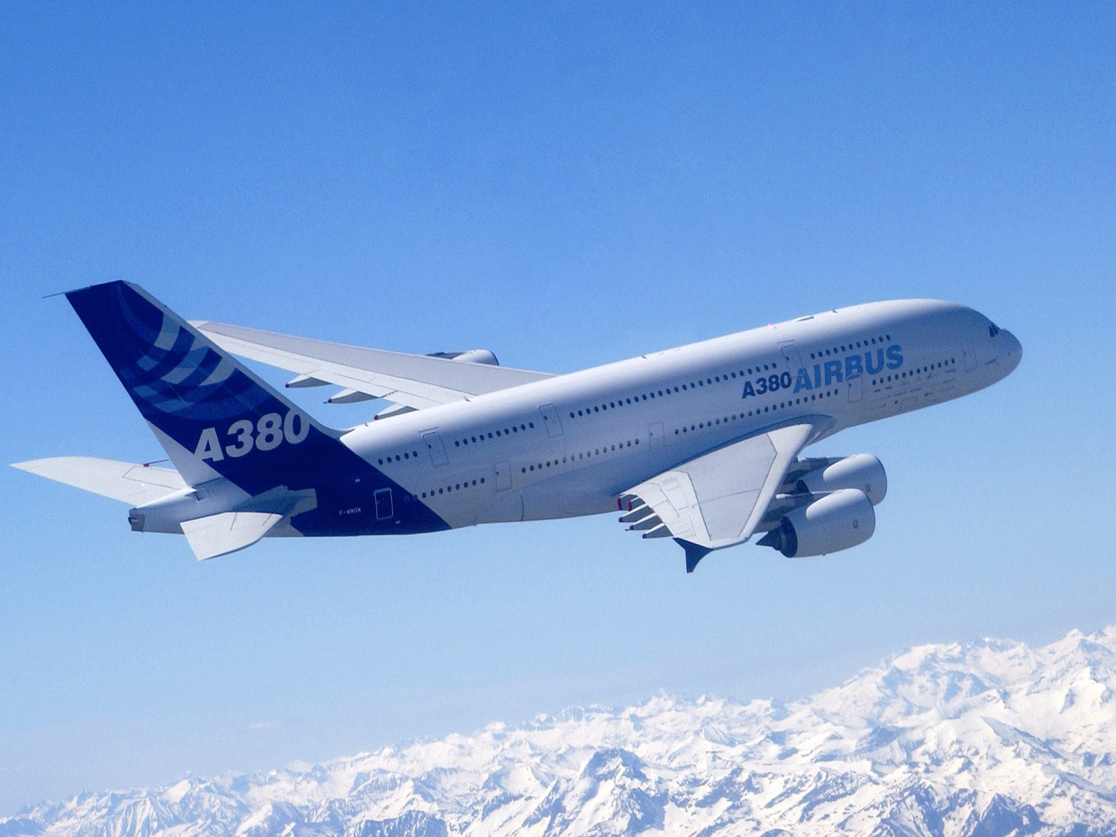 airbus a380 | free desktop wallpapers for widescreen, hd and mobile