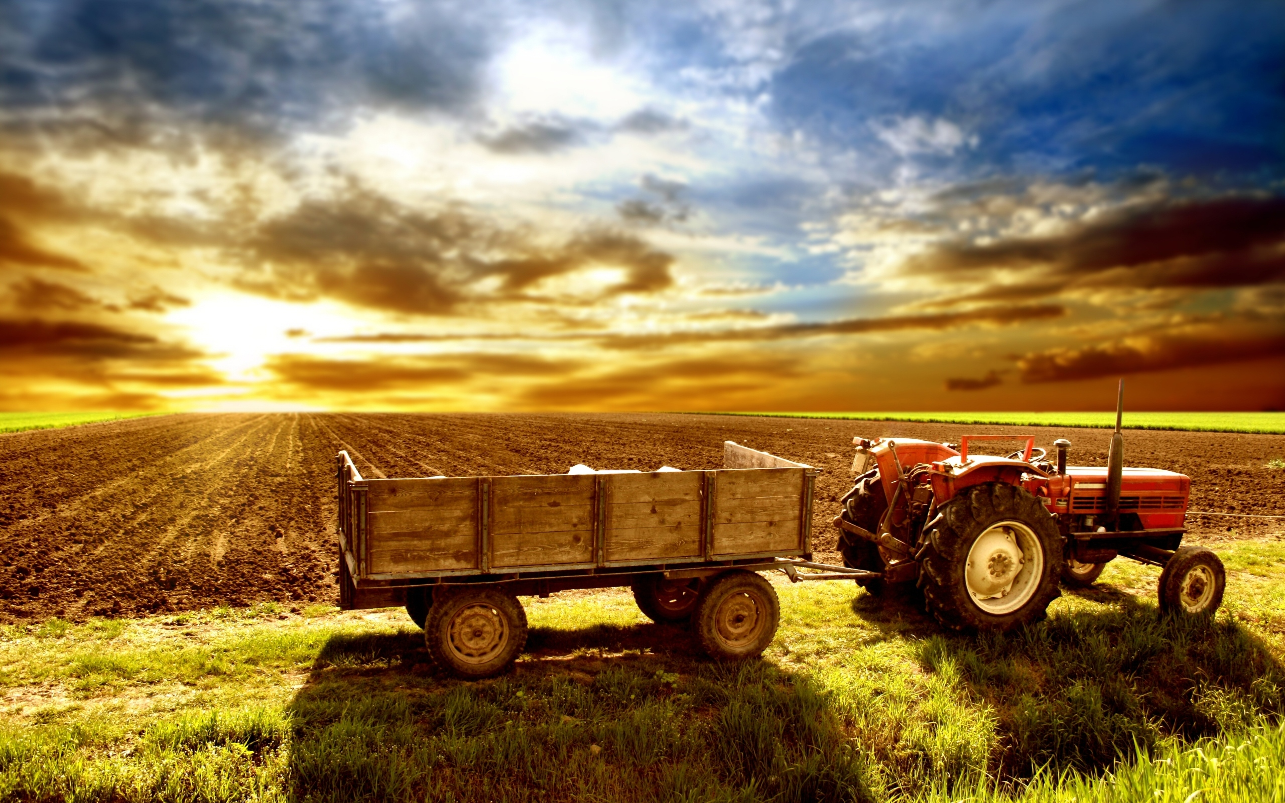 Tractor free desktop wallpapers for widescreen hd and mobile voltagebd Gallery