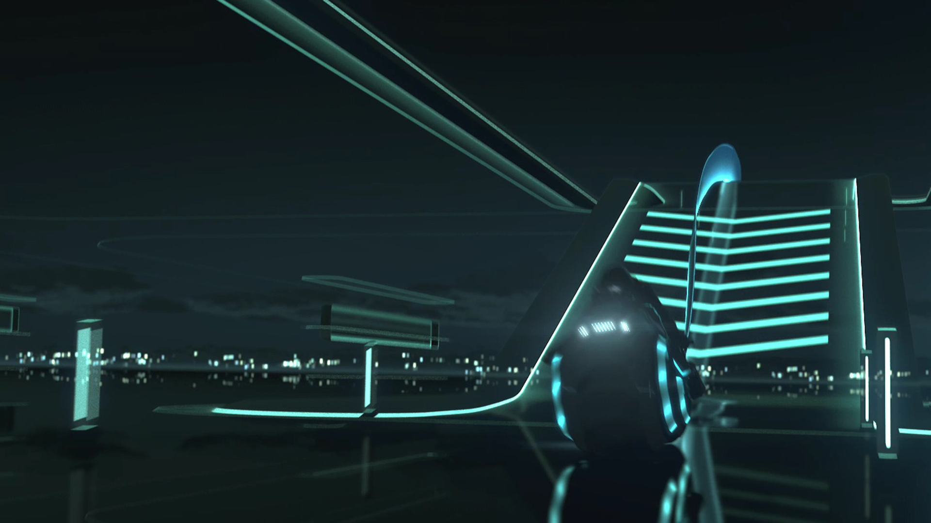 tron legacy | free desktop wallpapers for widescreen, hd and mobile